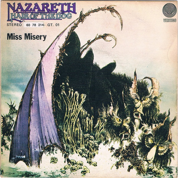 Nazareth. Hair Of The Dog