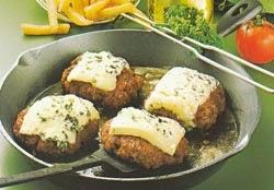Jautienos maltiniai su sūriu