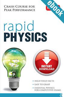 RAPID PHYSICS :- CRASH COURSE FOR PEAK PERFORMANCE BY MTG