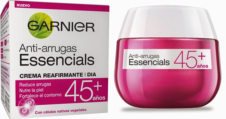 Essencials: La nueva gama antiarrugas de Garnier - Cosmética que Sí Funciona