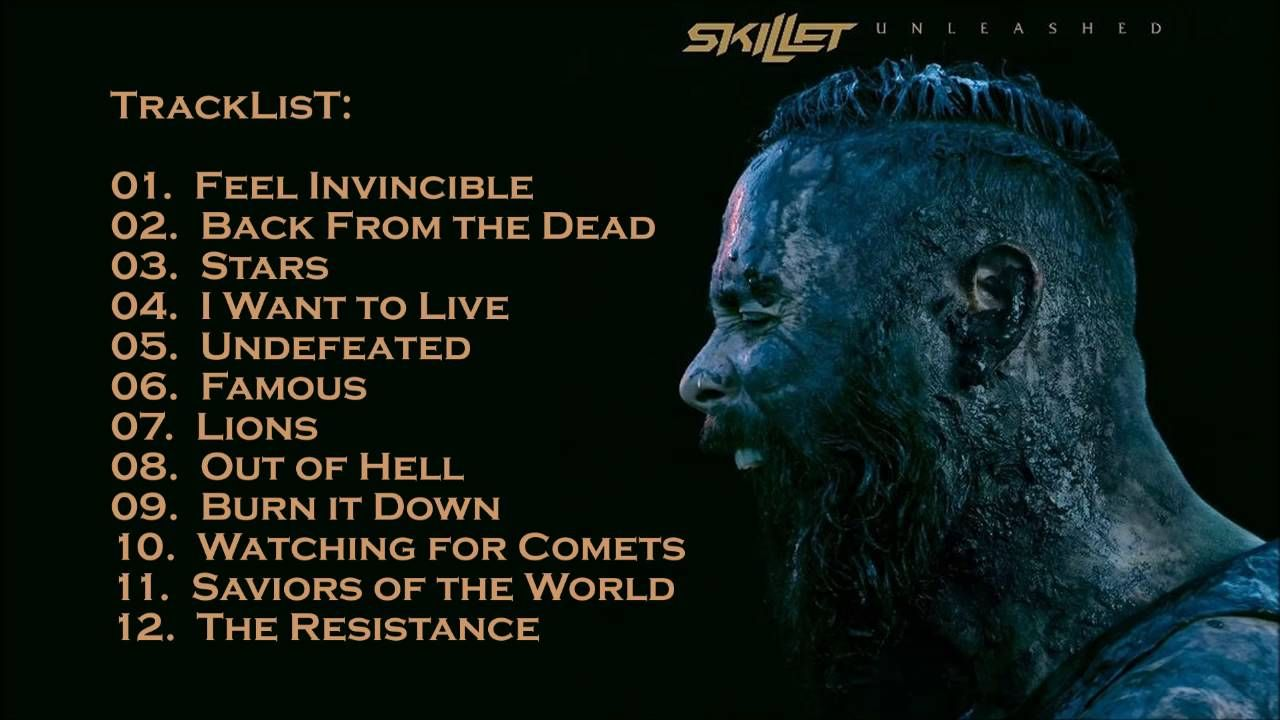 Skillet - Undefeated (Audio Download) | #BelieversCompanion