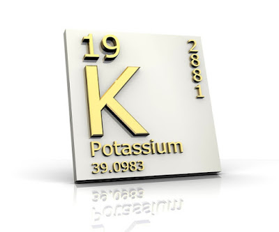 Extremely important role of potassium is in allergic conditions and in the process of detoxifying the body.