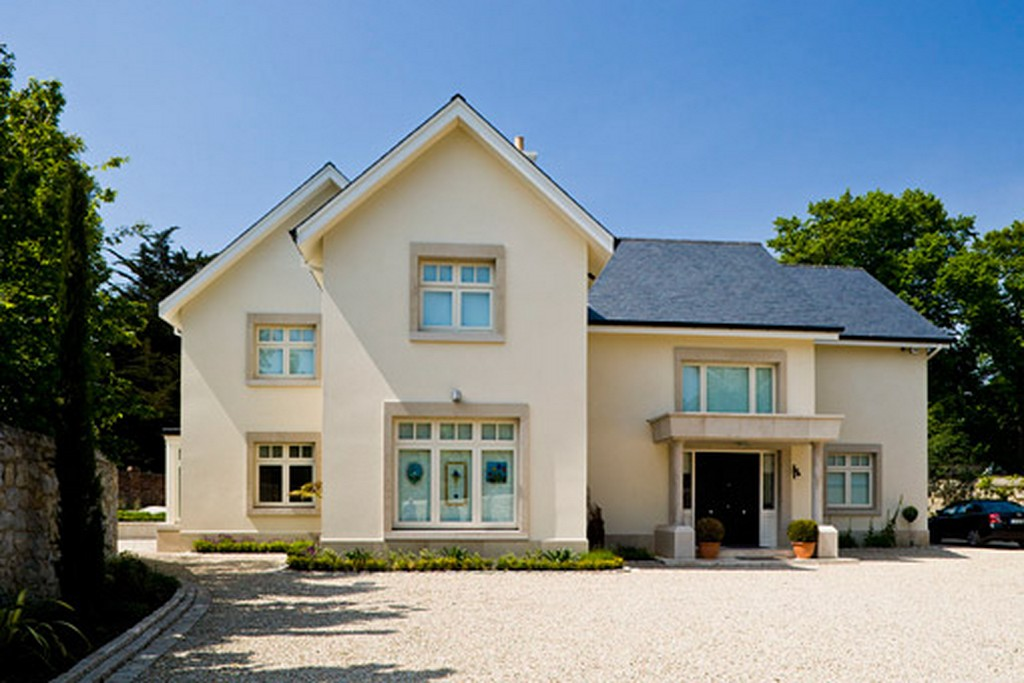 New home designs latest.: Modern homes exterior designs