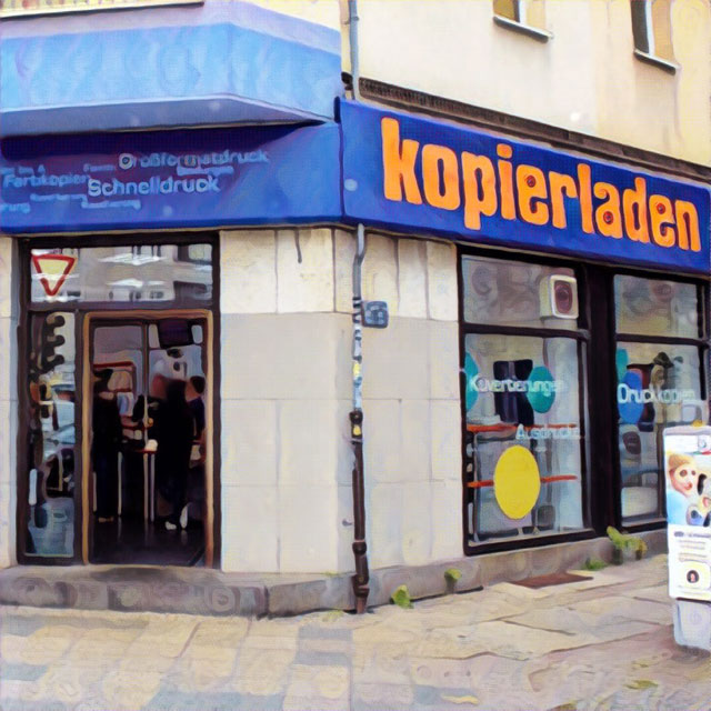 Berlin fetish shop