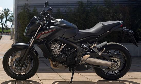 Harga Honda CB650F