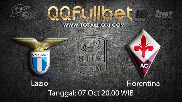 Prediksi Bola Jitu Lazio vs Fiorentina 07 October 2018 ( Italian Serie A )
