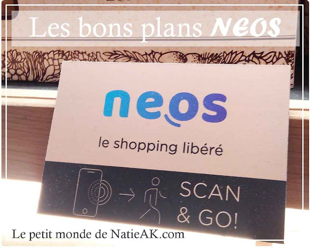 Neos, le shopping où l'on passe pas en caisse !