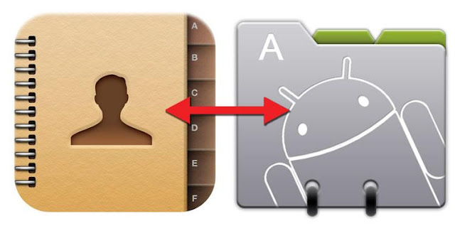 Mudah : cara backup kontak Hp android ke SD CARD