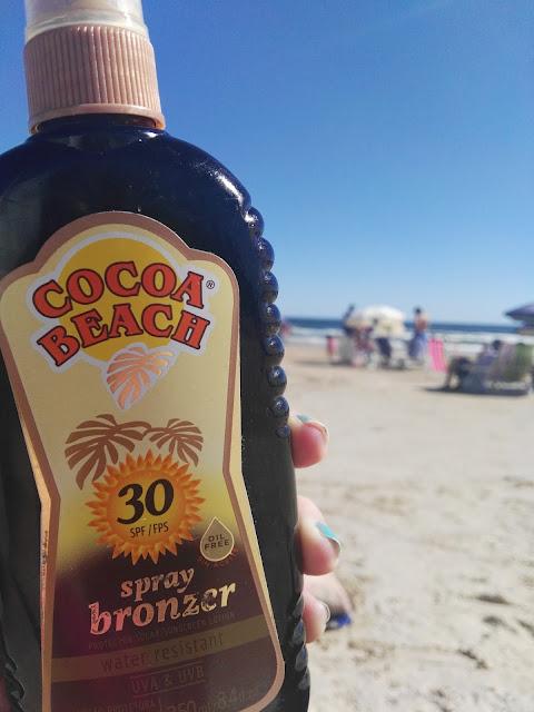 Protector Solar cocoa beach de algabo