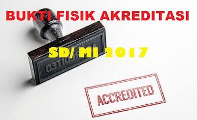 Dokumen Akreditasi SD 2017