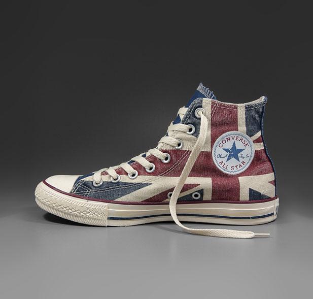 e654c1996e48 SOLEKITCHEN  Converse - All Star Hi - Union Jack Vintage - ukflag