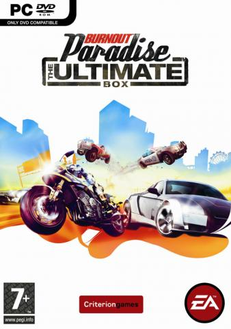 874 Download Free PC Game Burnout Paradise The Ultimate Box