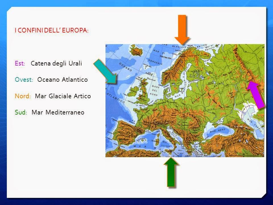 Clima e paesaggi d 39 europa il gusto della natura for Disegni di casa sud ovest