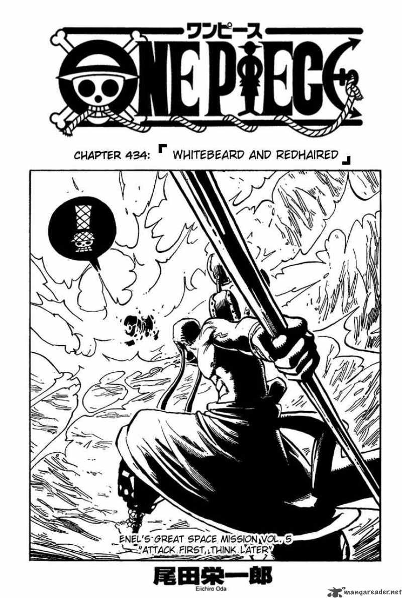 One Piece 434