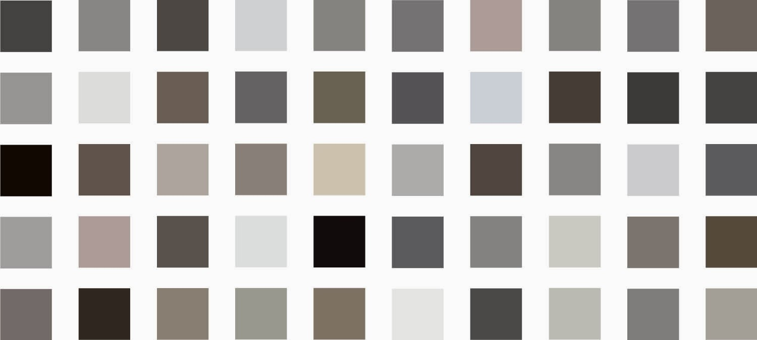 Shades Of Grey Color Diane Carnevale Inspiration Fifty Gray