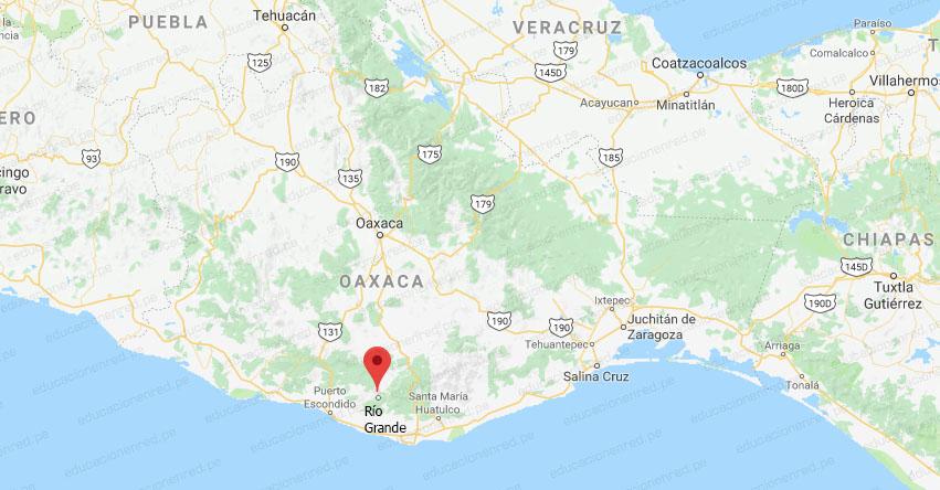 Temblor en México de Magnitud 4.0 (Hoy Domingo 9 Junio 2019) Sismo EPICENTRO - Río Grande - Oaxaca - SSN - www.ssn.unam.mx