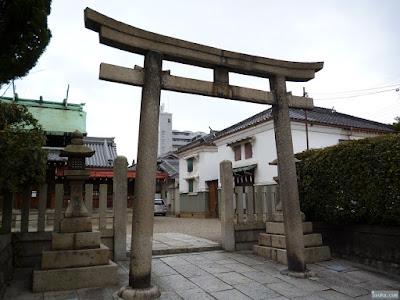 恵美須神社鳥居