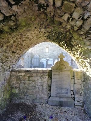 Mill Church Ruins, Urlingford, Ireland.