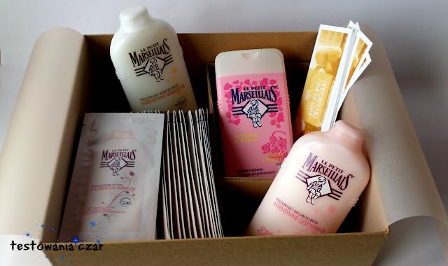 Kosmetyki Le Petit Marseillais, żel pod prysznic, balsam do mycia ciała, krem do mycia, pielęgnacja ciała, pachnące kosmetyki