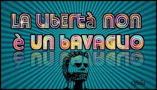 Ofelia-pride- proposta di legge anti bufala-fake news- libertà-la libertà non è un bavaglio