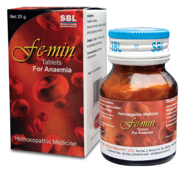 SBL Femin Tablets in Chennai
