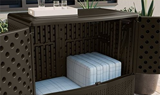 Suncast Backyard Oasis Station Storage Containers, Suncast Storage Boxes, Suncast Vertical Deck Boxes, Suncast Elements, Suncast Storage Cube, Suncast Patio Storage Box, Suncast Wicker Deck Box, Suncast Deck Box with Seat, Suncast,