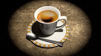 café noir sans édulcorant