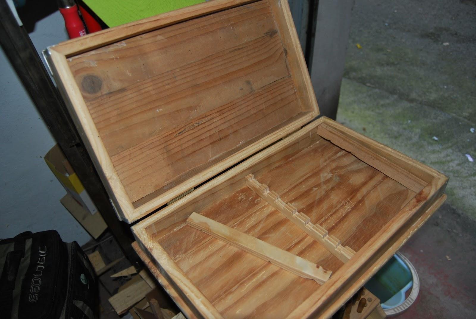 Esta casa es una ruina como hacer una caja de madera con - Hacer caja de madera ...