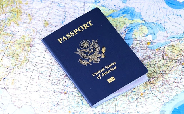 Paspor Dokumen perjalanan wisata