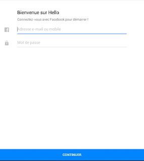 طريقة الحصول على ٱرقام هواتف و إيميلات ٱصدقائك على الفيسبوك
