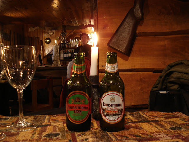 Cerveja Kunstmann, de Valdívia.