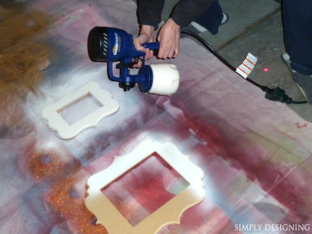 Painting with a HomeRight Finish Max Paint Sprayer
