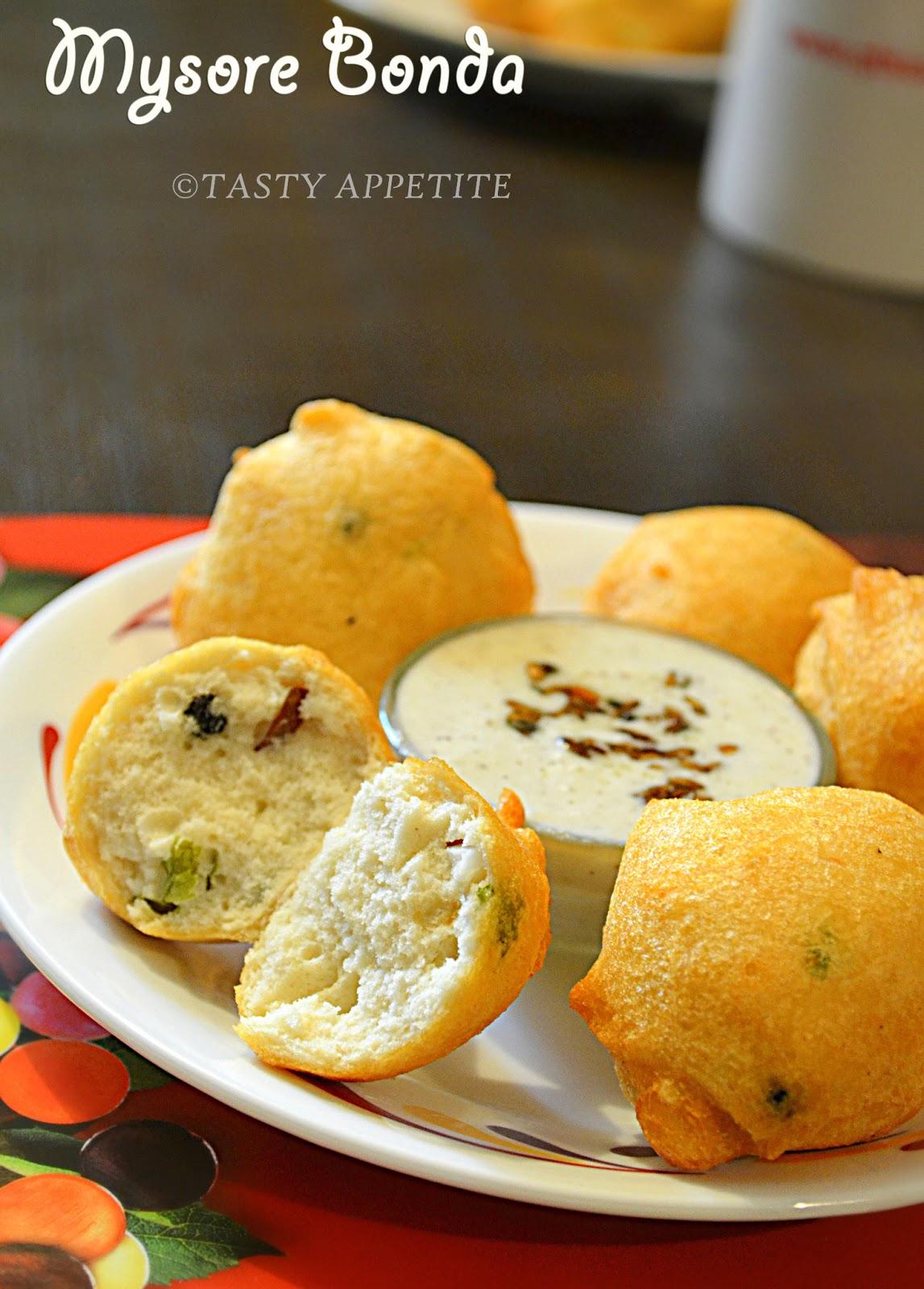 How To Make Mysore Bonda ? / Ulundhu Bonda / Easy Snacks