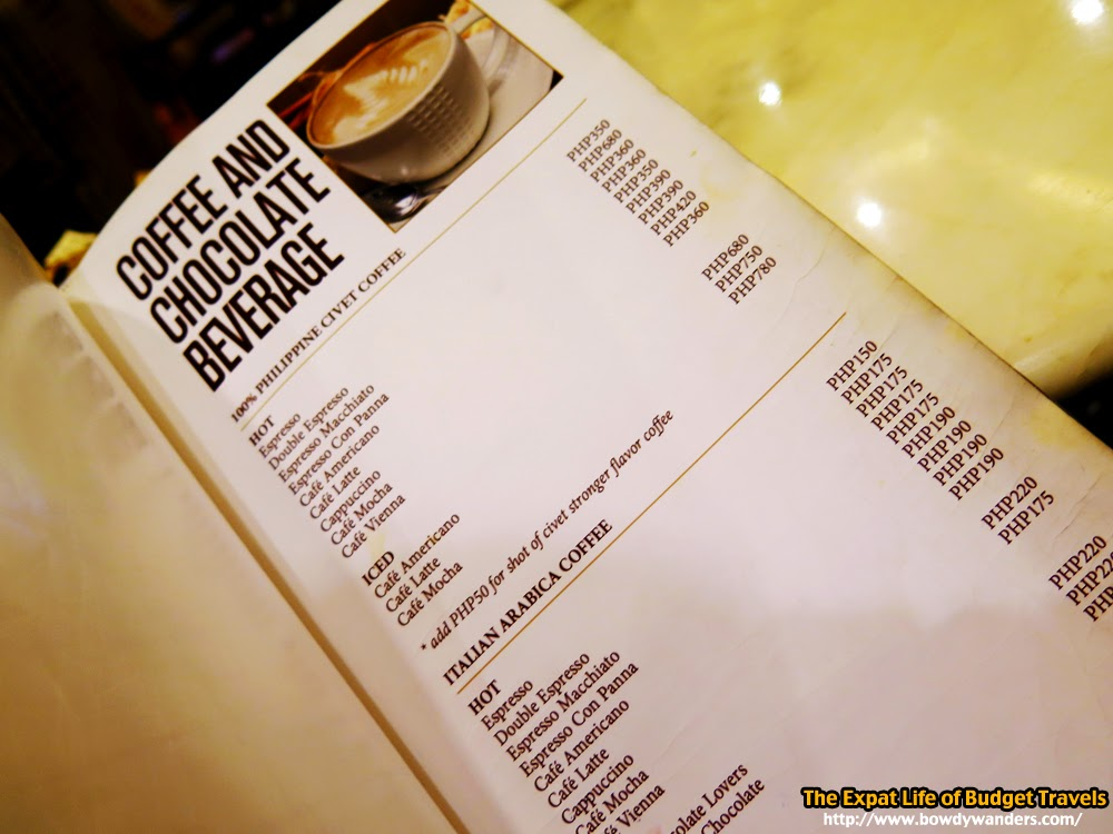 bowdywanders.com Singapore Travel Blog Philippines Photo :: Philippines :: Revisiting Manila: These Filipino Cafes Prove The Philippines Has What?