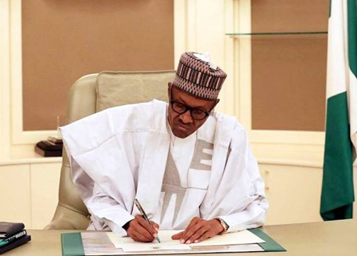 BREAKING NEWS: Buhari appoints Smith as Police Service Commission chairman