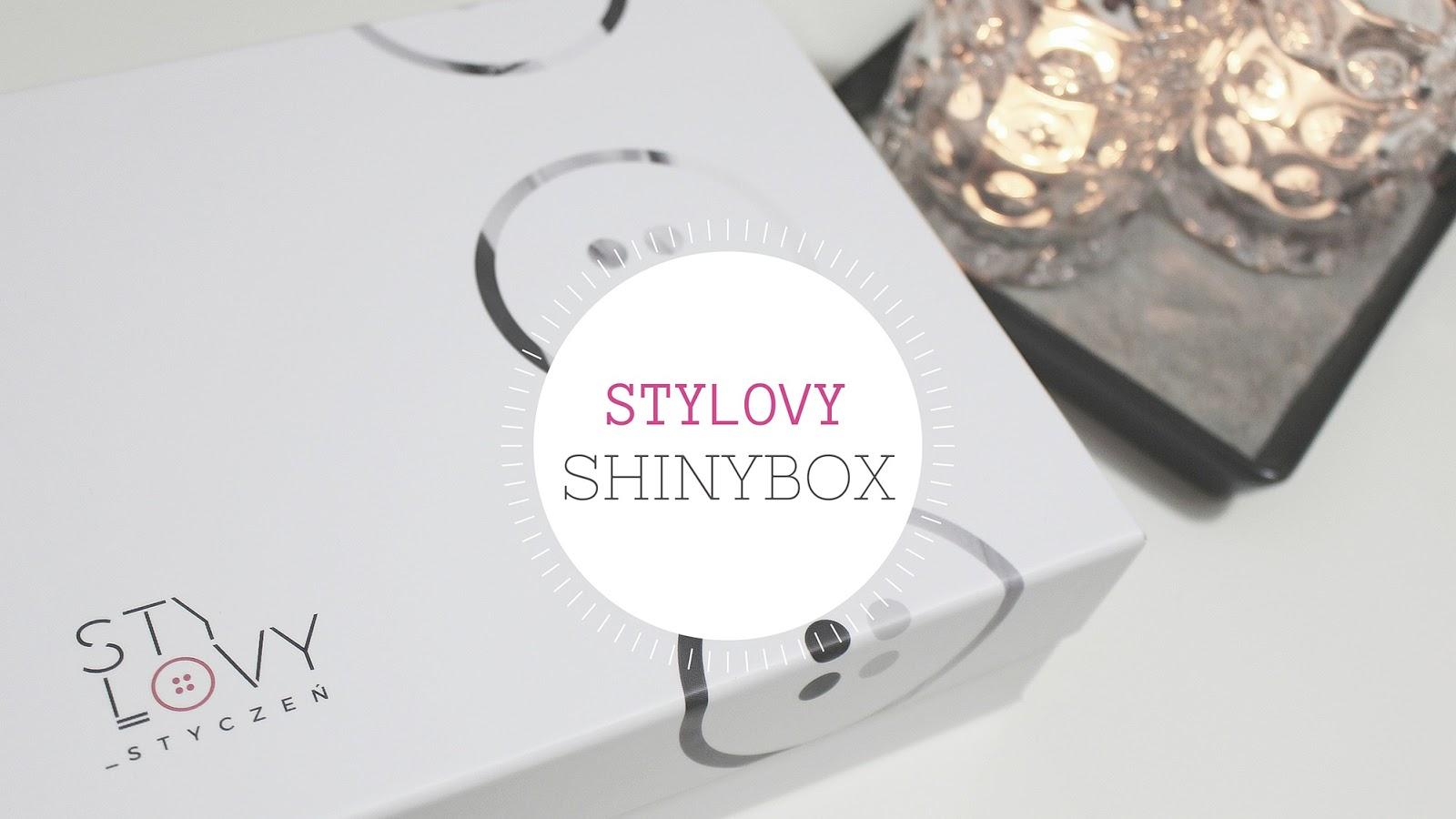 Pudełko Shinybox | Styczeń 2016