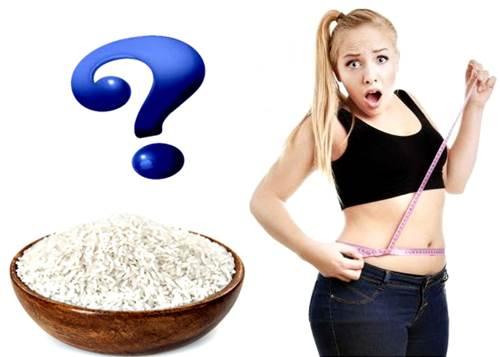 El arroz se puede incluir en una dieta para adelgazar