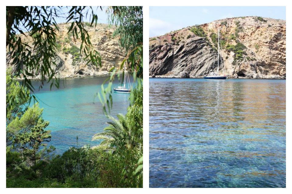 Voyage: De retour a Ibiza
