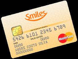 Cartão Smiles Internacional