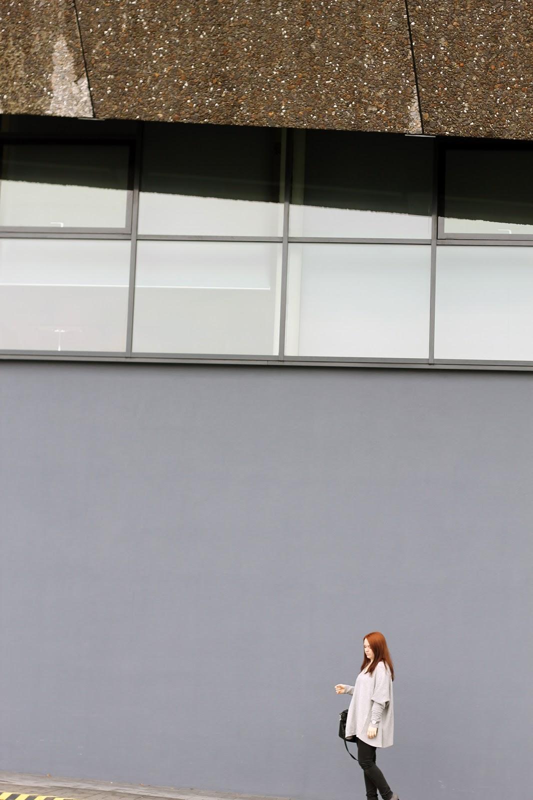 oversized jumper street style austria