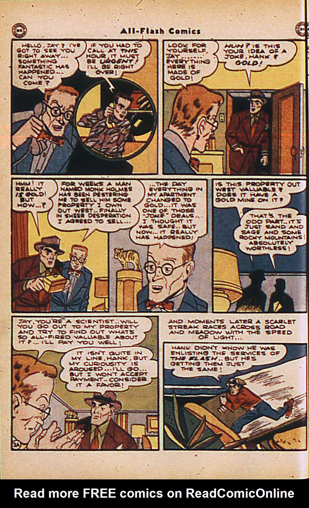 All-Flash issue 21 - Page 5
