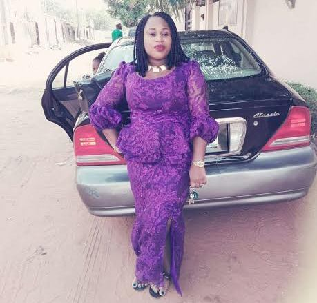 Oh No! This Beautiful Mother of Two Has Been Kidnapped in Asaba (Photo)