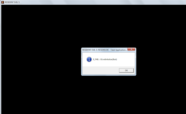 Xlive Dll Resident Evil 5 Windows 8 Download idea gallery