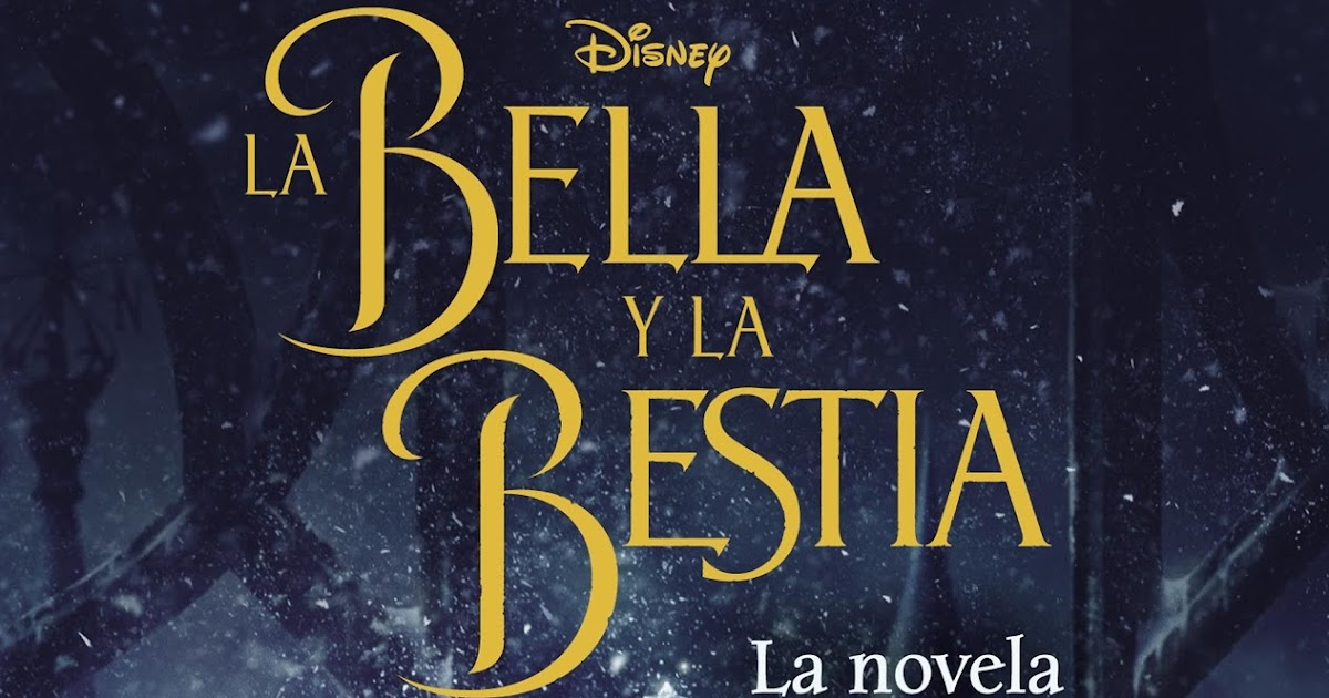 Nanny Books: La bella y la bestia, la novela de Elizabeth Rudnick