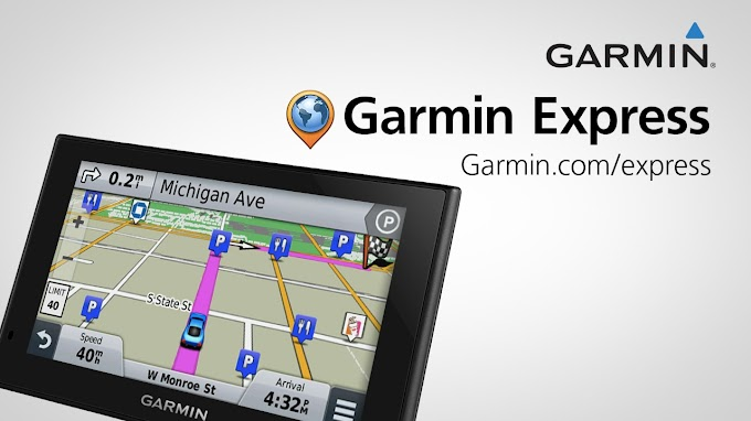 Garmin map Update U.S.A. (for iPhone)