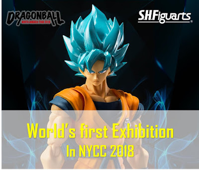 "S.H.Figuarts SUPER SAIYAN GOD SUPER SAIYAN SON Goku-SUPER- de ""Dragon Ball Super"" - Tamashii Nations"
