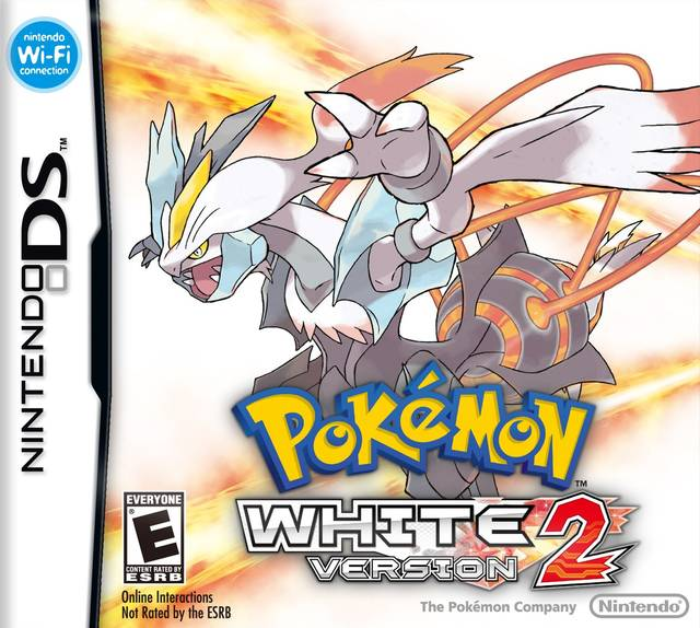 pokemon white version 2 nintendo ds emudieval download classic video game emulator iso. Black Bedroom Furniture Sets. Home Design Ideas