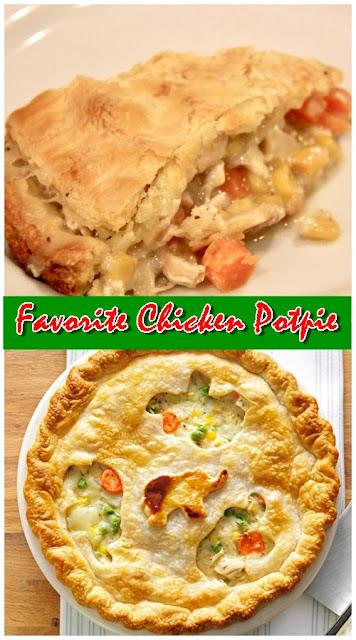 Favorite Chicken Potpie