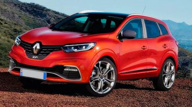 2017 Renault Kadjar Review, Performance