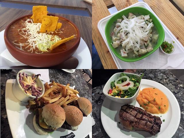 Restaurants, La Paz, Bolivien
